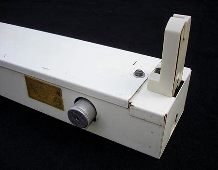 Lu Philips Tl 40 Watt philips tl balk februari 1956 ft40 watt