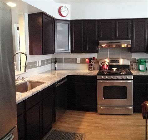 moon white granite with cabinets my kitchen remodel 2015 cabinets moon white