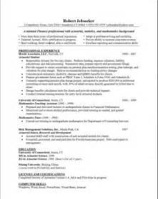 Resume Exles With Skills Section by Skills Free Resumes