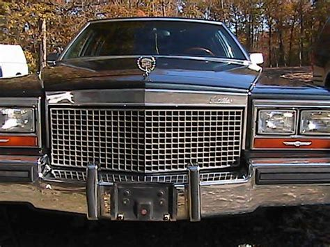 1987 Cadillac Brougham Parts 20 Inch Caddy 1987 Cadillac Brougham Specs Photos