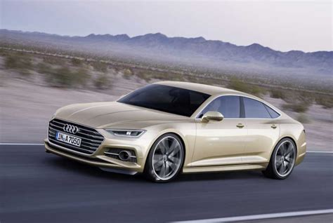 Audi S7 Wei by The New Audi Rs7 Sportback To Get 700 Hp Of Hybrid Power