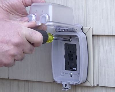 backyard outlet outdoor outlet check gt safety gt leviton blog