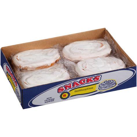 Bread Toaster Walmart Tastykake Iced Honey Buns 8ct Walmart Com