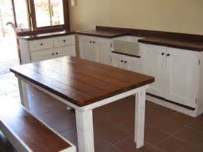 table kitchen c custom made cupboards tables etc