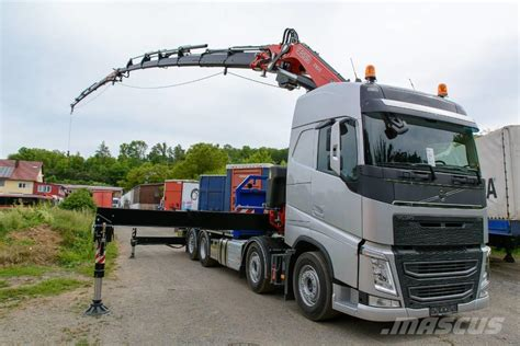volvo 500 truck volvo fh 500 crane trucks price 163 271 913 year of
