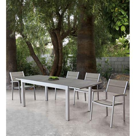tavoli e sedie giardino set tavolo e sedie da giardino otis di bizzotto trasporto