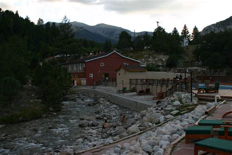 Mt Princeton Springs Cabins by Adventure Dating Packages Include Colorado Whitewater