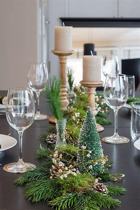 tischdeko weihnachten naturmaterialien weihnachtliche tischdeko mit naturmaterialien sch 246 n bei