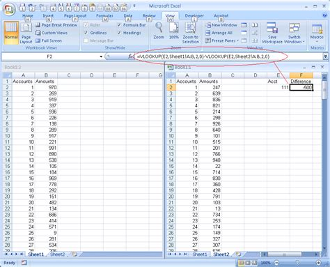 How To Use Excel 2010 Spreadsheets by Vlookup Between Two Workbooks Excel 2010 How To Vlookup