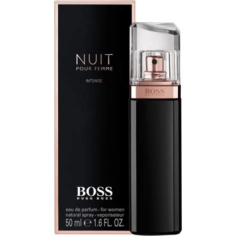 Parfum Original Hugo Nuit Pour Femme Edp 75ml hugo nuit pour femme eau de parfum 50ml