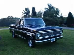 find used 1970 ford ranger f 100 xlt 38 000 original doc