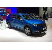 With Added Chunk Dacia Lifts Lid On Logan MCV Stepway By CAR Magazine