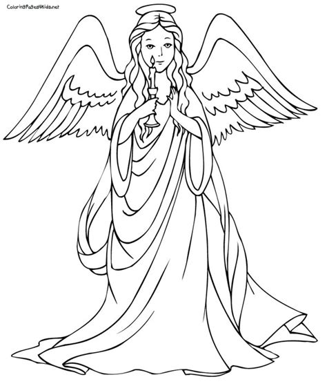 easy angel coloring pages angel coloring pages to print christmas angels coloring