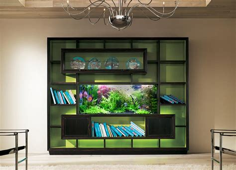 design aquarium stand fish aquarium tv stand home diy projects pinterest