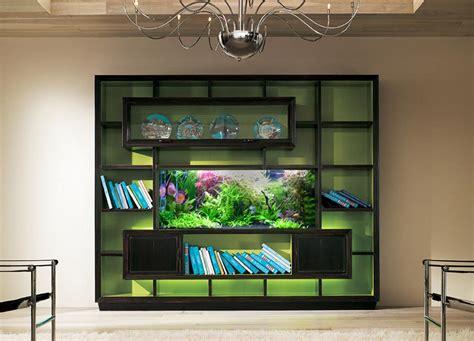 tv unit design with aquarium fish aquarium tv stand home diy projects pinterest