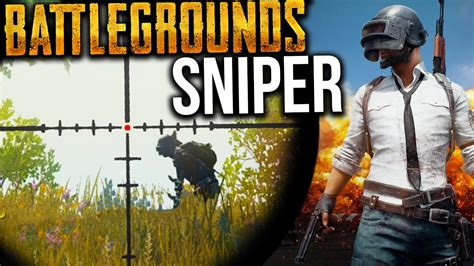 pubg youtube battlegrounds battle royale sniping pubg sniper