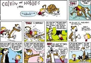 sunday comics the calvin and hobbes wiki fandom
