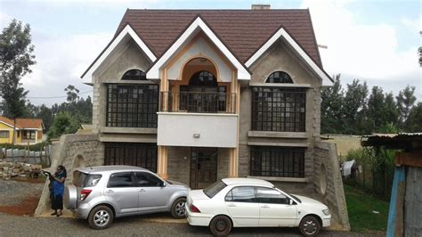 house designs and floor plans in kenya the built 4 bedroom a house plan david chola architect