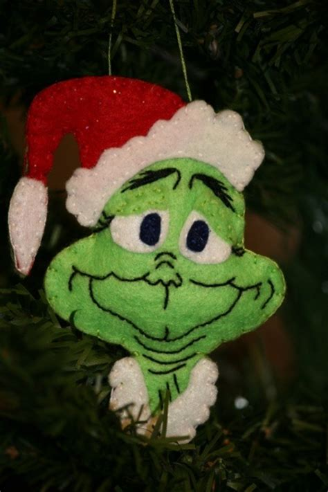 felt grinch pattern 155 best images about he s a mean one mr grinch