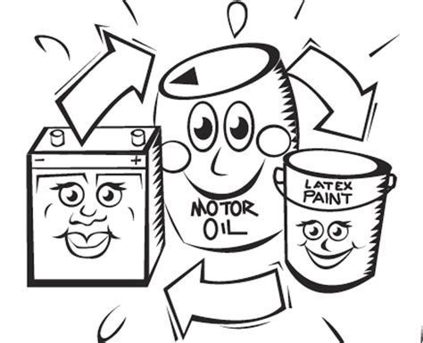 coloring pages for recycle reduce reuse recycle coloring pages bestofcoloring
