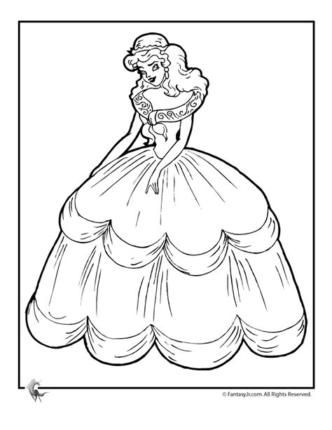 in the garden coloring book books free princess coloring pages to print archives