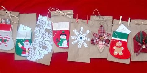 easy diy christmas gift bags diy network blog made