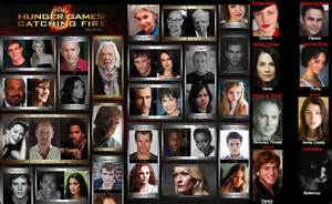 the catching fire cast by boywithantlers on deviantart