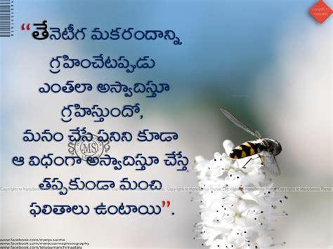 telugu motivational life quotes  success