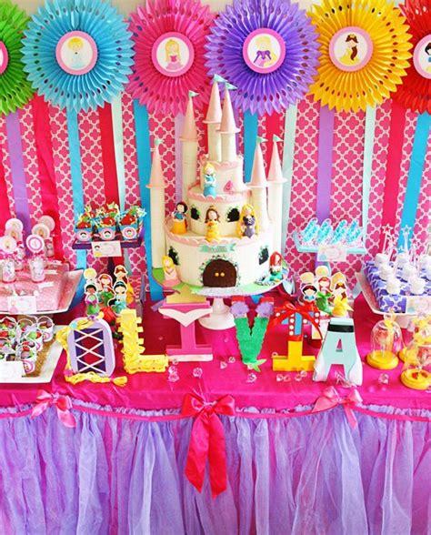 colorful disney princess ideas disney princess birthday and disney princess