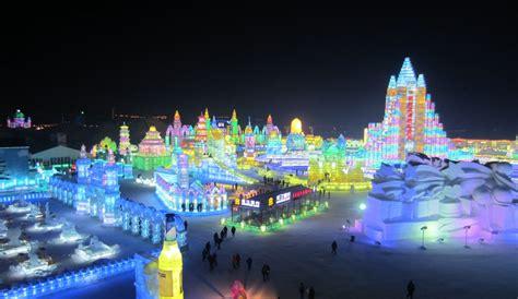 harbin ice festival harbin international ice and snow sculpture festival
