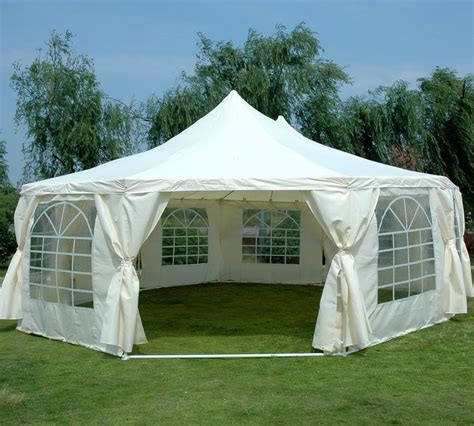 backyard marquee 8 9m x 6 5m marquee wedding tent quictent