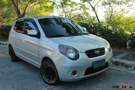 kia picanto 2008 kia picanto 2008 car for sale central visayas