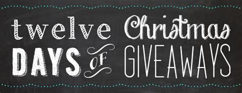 12 Days Of Christmas Giveaway - 12 days of christmas giveaway arty mcgoo