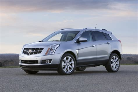Cadillac Srx 2009 by 2009 Cadillac Srx Photos Informations Articles