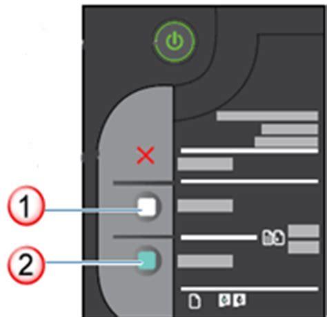 resetter hp f2400 un mensaje de error de quot atasco de papel quot aparece en la