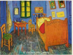 bedroom at arles vincent s bedroom in arles by vincent van gogh oil painting reproduction