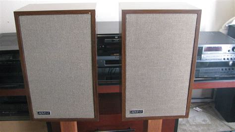 wow vintage classic advent model 3 bookshelf speakers