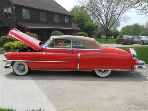 1953 Cadillac Convertible by 1953 Cadillac Convertible Classic Cadillac Other 1953