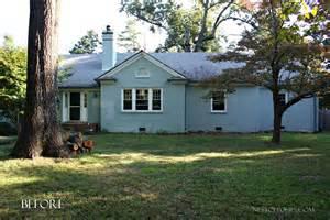 exterior house paint color ideas 2013 exterior gray paint colors painted brick rancher before
