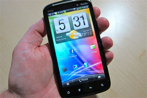htc sensation t mobile t mobile s best phone right now the htc sensation 4g gigaom