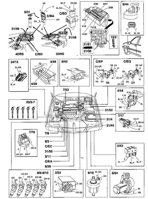 2001 volvo v70 wiring diagram wiring diagram database