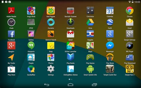 how to get apps on android kitkat launcher prime free paid android apps
