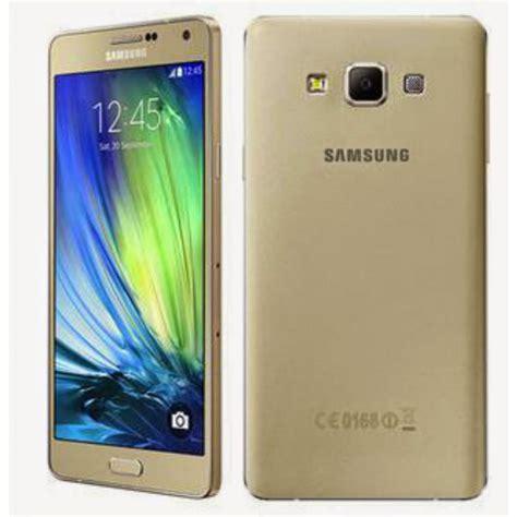 Hp Samsung A3 Gold samsung a300fu galaxy a3 gold 16gb 4g android phone