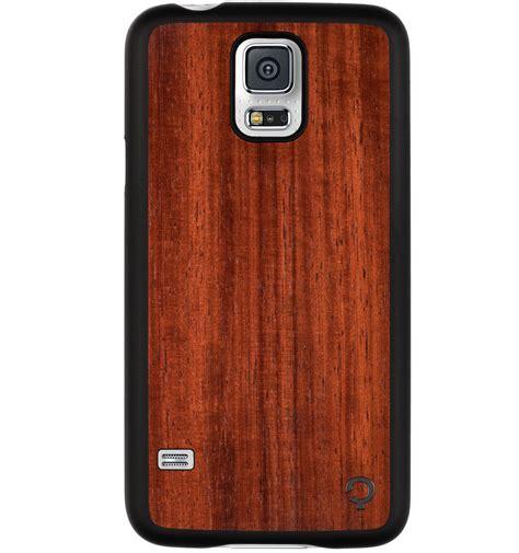 Wood Samsung Galaxy S5 wooden samsung galaxy s5 premium padouk plantwear