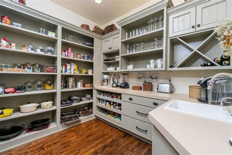 Kitchen Scullery Ideas by Scullery Kitchen Farmhouse With Pantry Shelves Traditional