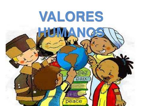 imagenes que representen valores humanos valores humanos
