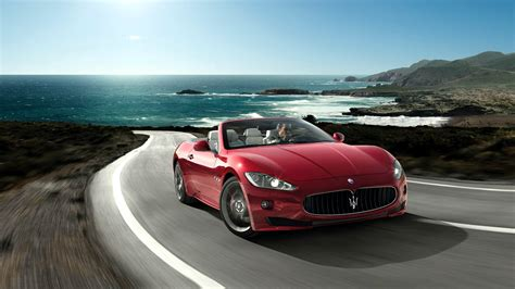 red maserati maserati on hd wallpapers for your desktop new maserati