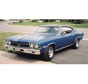 Chevelle Is Similar But Has No Vent Windows And Different Tail Lamps