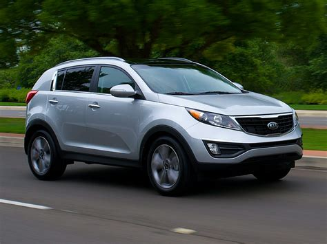 Kia Suv Car 2016 Kia Sportage Price Photos Reviews Features