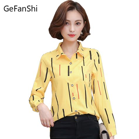 Fashion Find Staple Shirt For Work by S 2017 Summer Blouses Fashion Striped